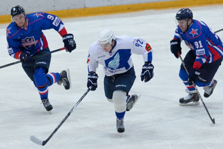 ТХК одержал победу над ХК «СКА-Карелия»