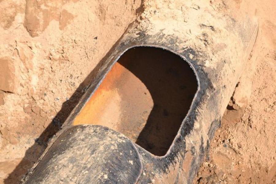 Ремонт на магистральном водоводе: ряд деревень останется без воды, а в Твери может снизиться ее качество и напор