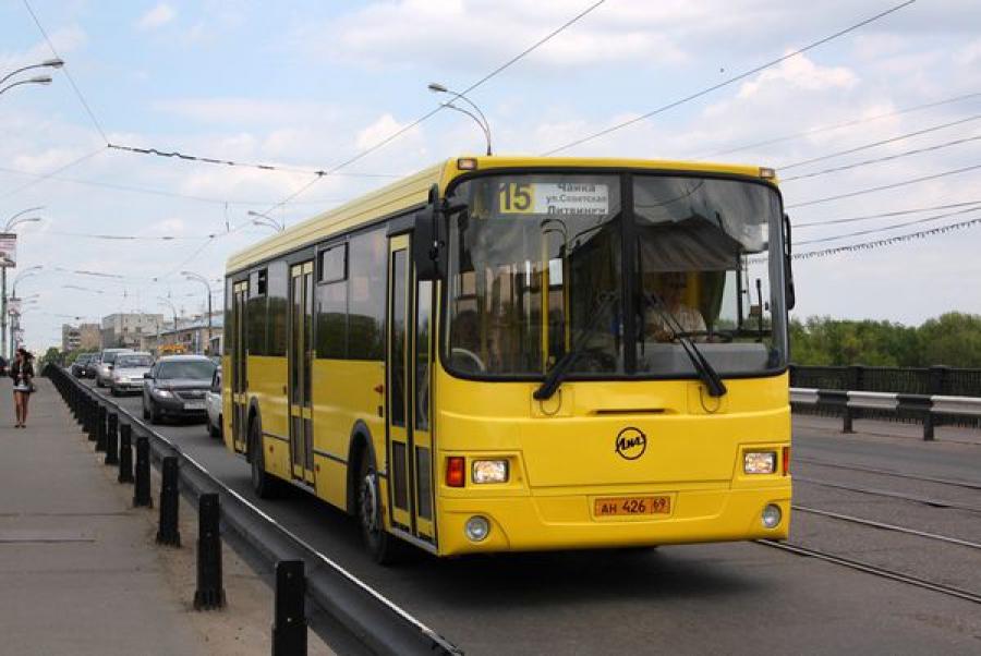 Меняются маршруты трех тверских автобусов