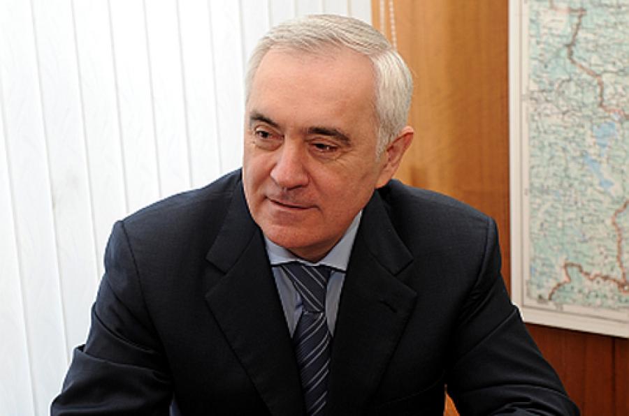 Заместитель полпреда в ЦФО Мурат Зязиков встретился с губернатором и жителями Тверской области