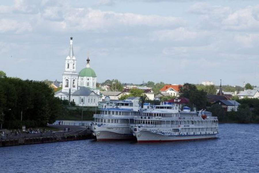 Более 10 тысяч туристов в этом году могут прибыть в Тверь по воде