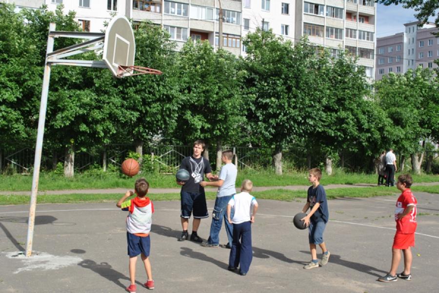Молодежь Тверской области учат здоровому образу жизни
