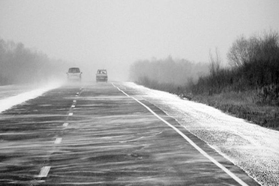 Мокрый снег, метель, гололедица: ГУ МЧС объявило штормовое предупреждение на 2-4 января