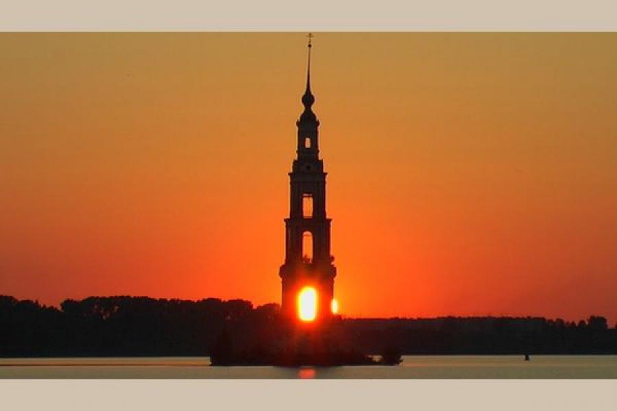 Колокольню Николаевского собора в Калязине надо спасать