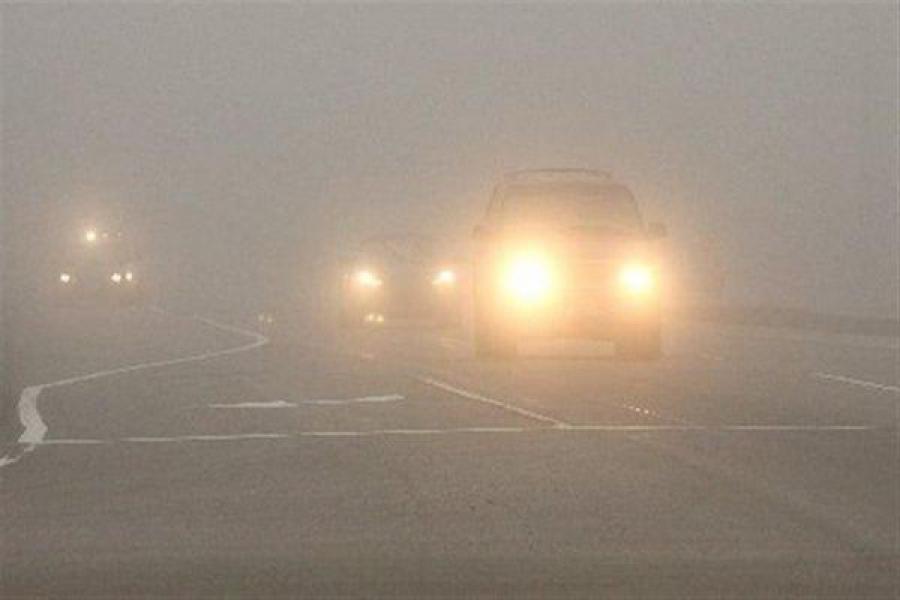 Региональное управление МЧС предупреждает водителей о тумане на трассе М-10