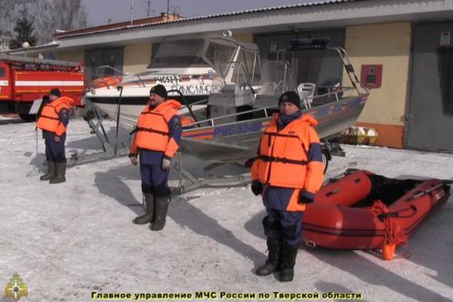 Региональное управление МЧС к паводку в Тверской области готово