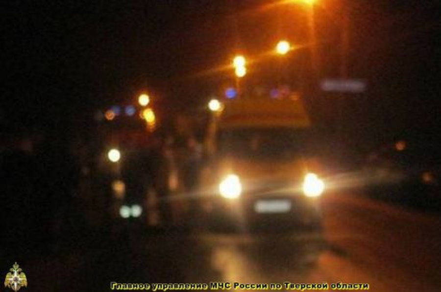 Трех девушек сбил насмерть пьяный москвич
