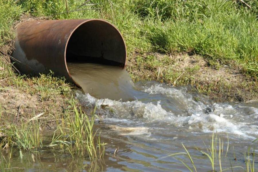 За сброс неочищенных сточных вод в реку Соминку виновным грозят крупные штрафы