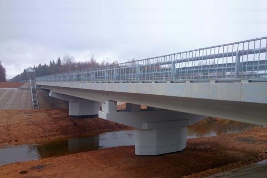 Автодорога М-9 в Тверской области теперь соответствует статусу федеральной трассы