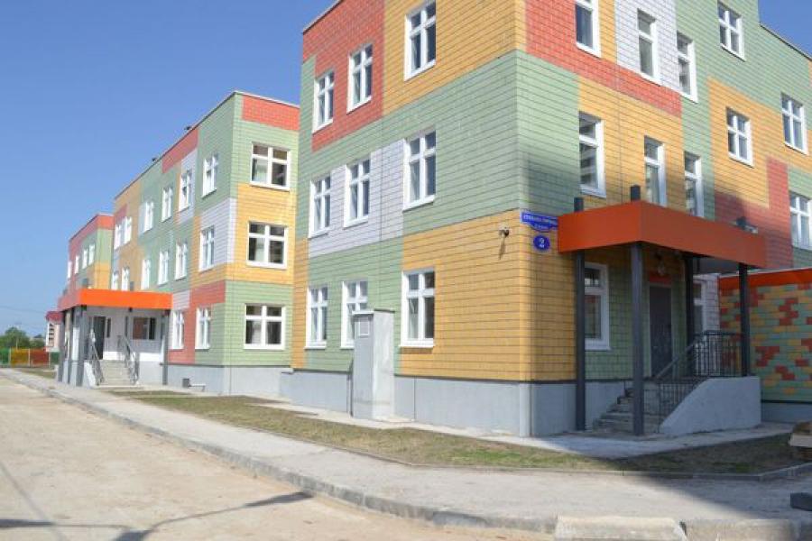 Детский сад в «Мамулино-2″ должен открыться в октябре
