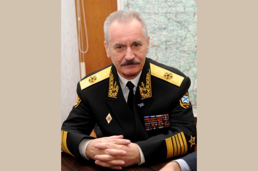 В Тверскую область приехал советник Министра обороны РФ Владимир Масорин