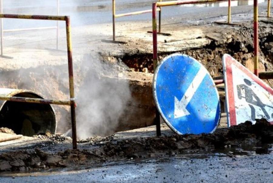 Ремонт теплотрасс: некоторые дома в Твери останутся 28 января без тепла