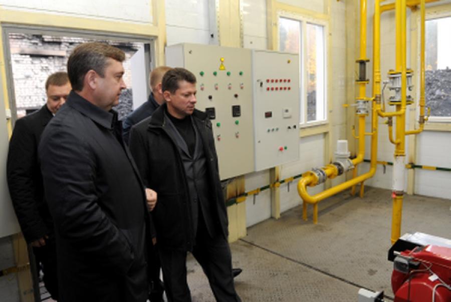 Жизнь в поселке Козлово становится лучше: построена котельная, отремонтирован Центр досуга