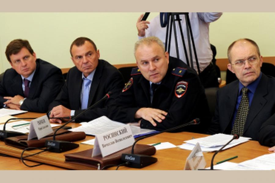 Масштабные мероприятия в Тверской области должны проходить без инцидентов