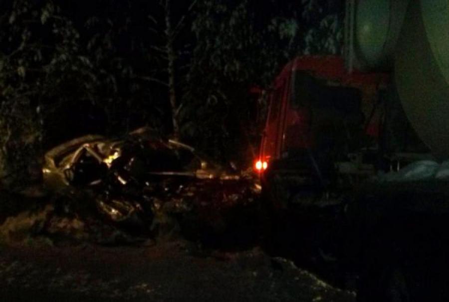 В ДТП на территории региона за сутки погибли восемь человек