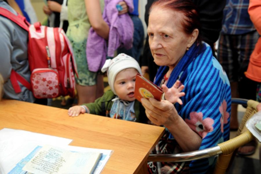 В Тверь прибыли еще 49 украинских беженцев