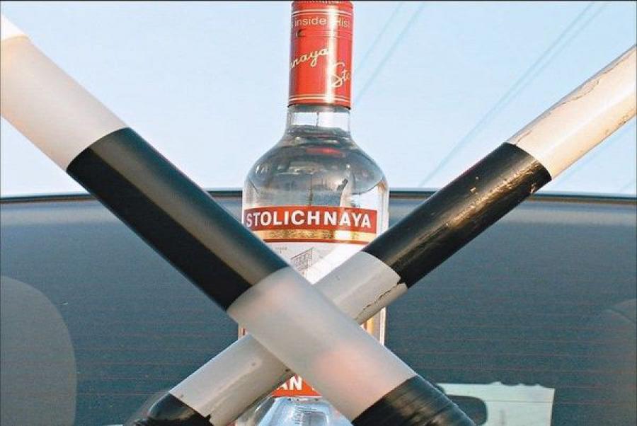 Тверская ГИБДД ловит пьяных водителей