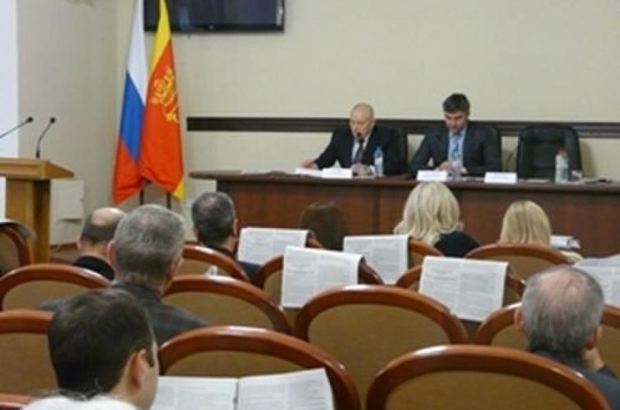 Изменения в Устав Твери обсудили на публичных слушаниях