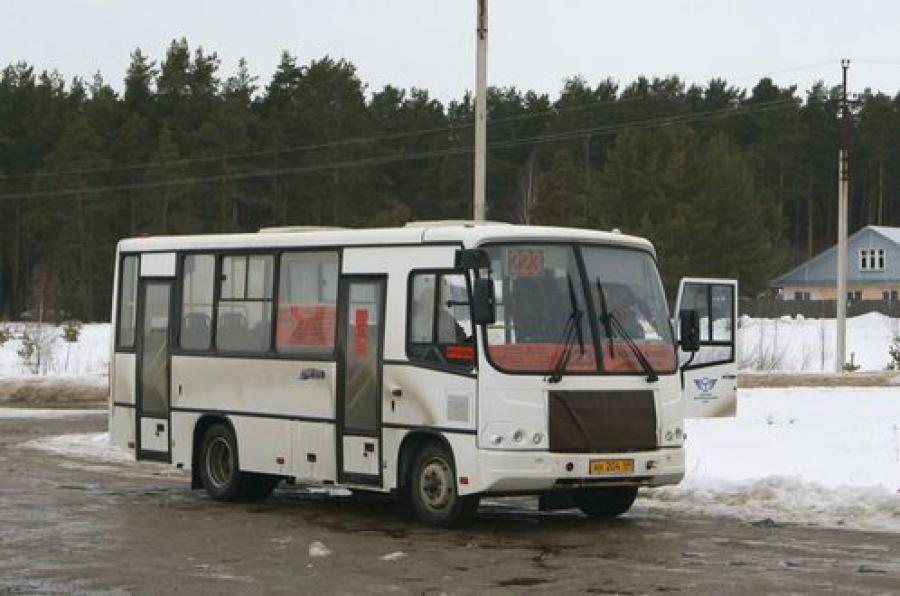 Маршрутки №223 в Твери будут ходить до Боровлево-1