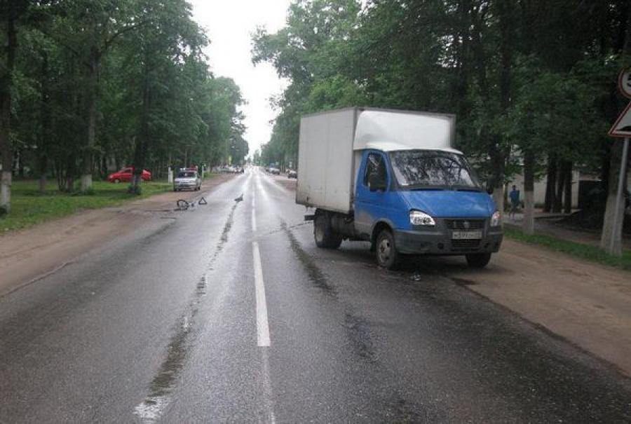 Два ДТП с участием маленьких велосипедистов в один день: дети госпитализированы