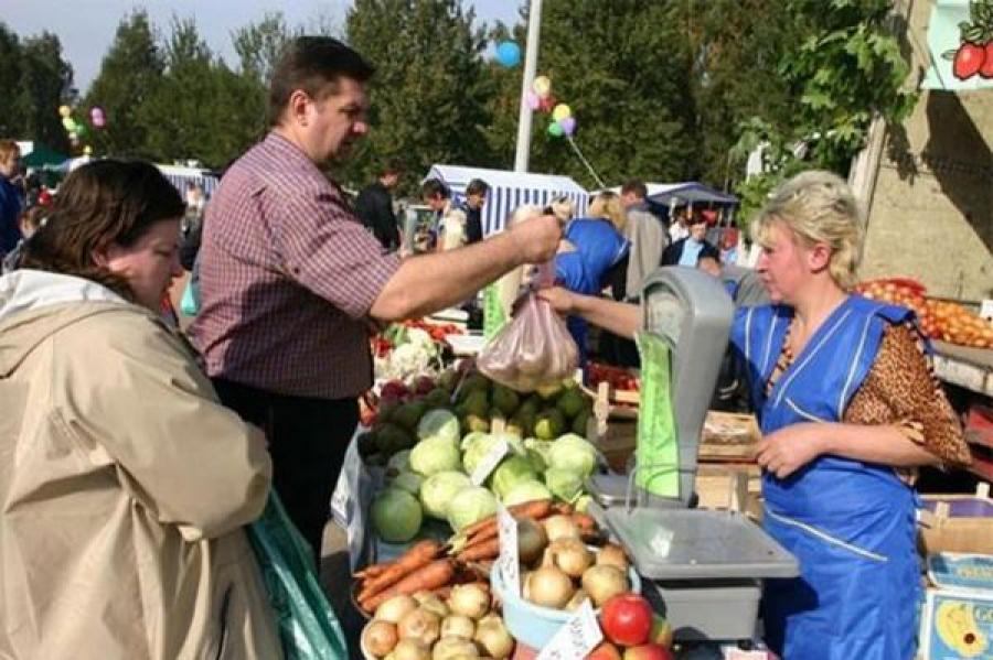 Жителей Твери приглашают на ярмарки продовольствия 6 и 7 сентября