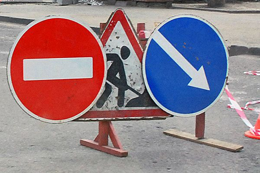 В регионе ведутся работы по летнему содержанию дорог