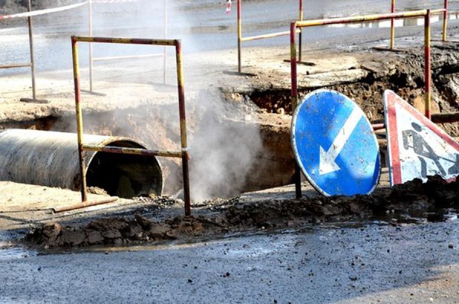 Водоснабжение Залинейной части Твери планируется восстановить к 20 часам 21 января