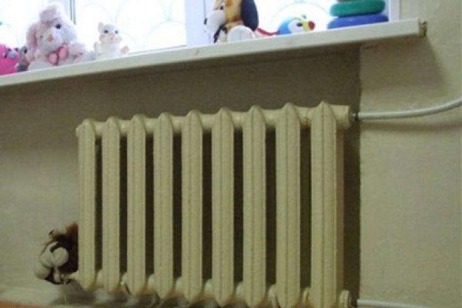 В Твери тепло подключено почти во всех детсадах, школах и больницах