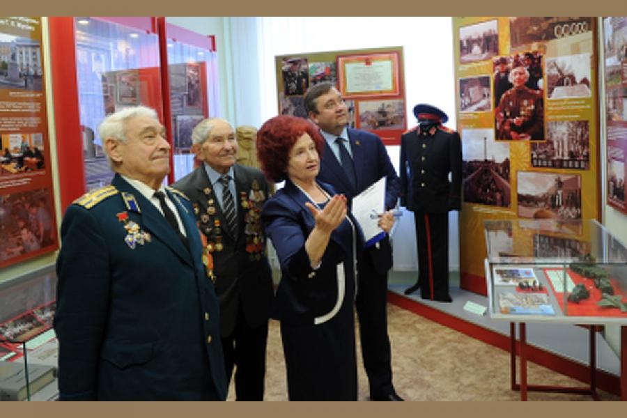 Музеи и школы Верхневолжья готовятся к 70-летию Победы