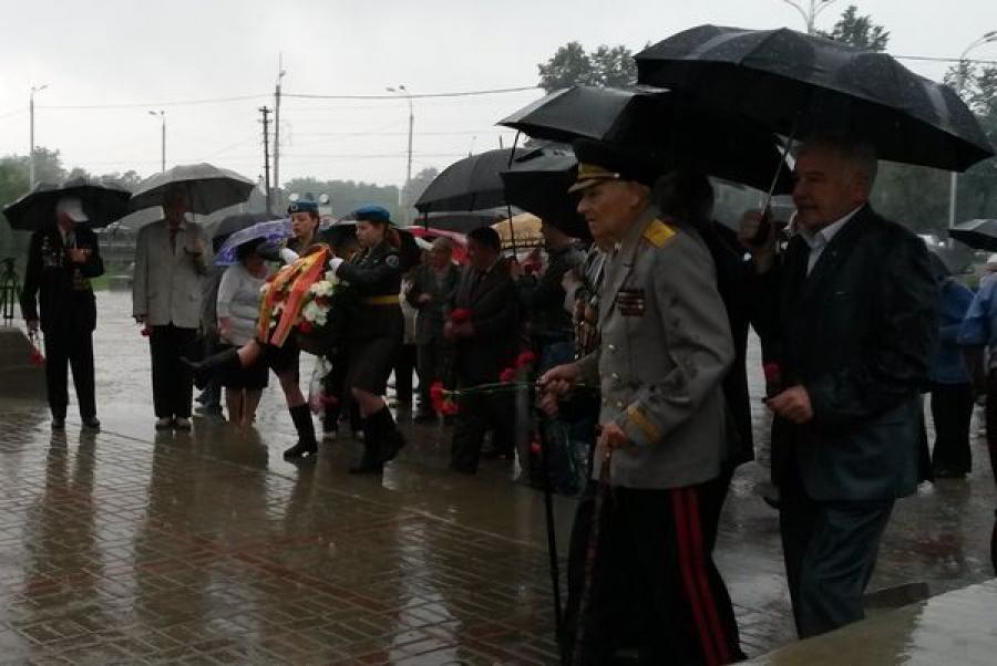 В память о Битве на Курской дуге