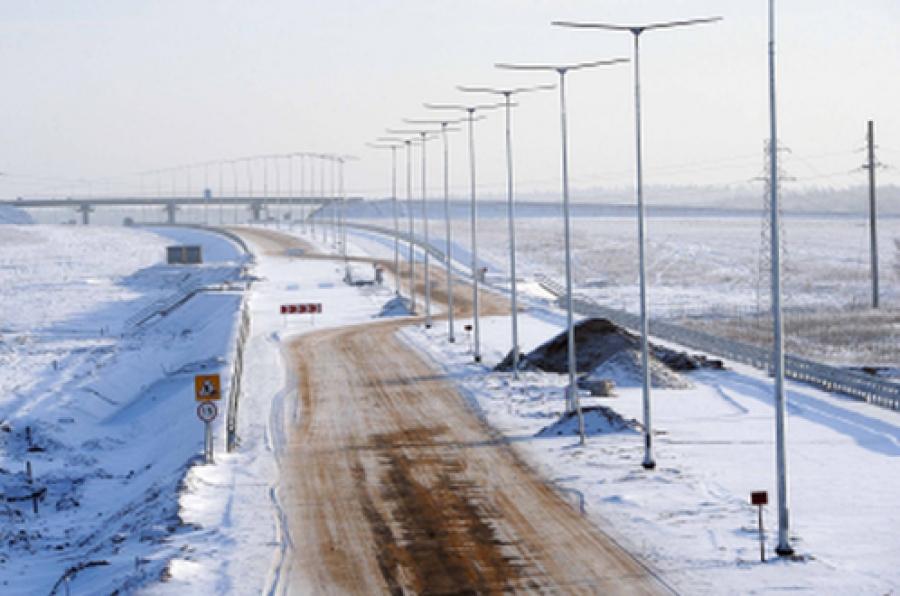 Дороги региона восстановят после строительства скоростной трассы «Москва-Санкт-Петербург»