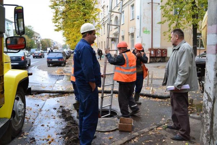 Жителей Пролетарского района Твери ожидают еще несколько отключений холодной воды