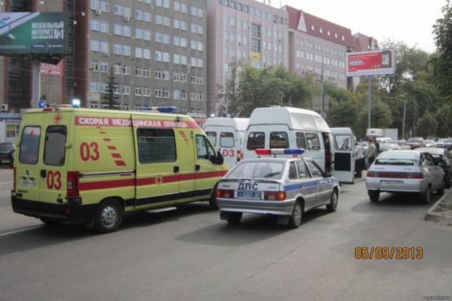 Четыре человека, в том числе беременная женщина, пострадали в ДТП в Твери