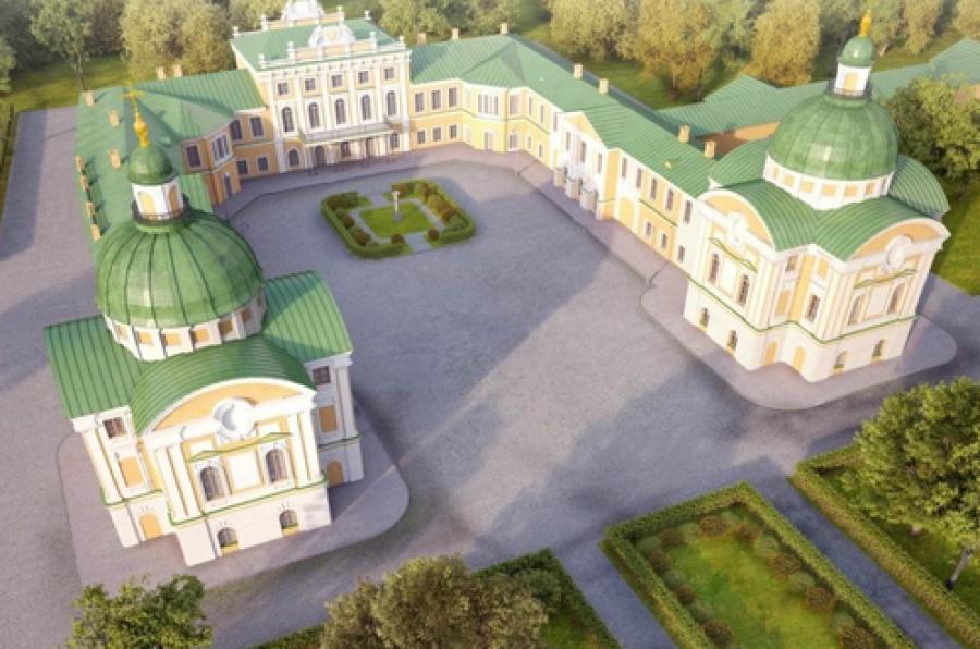 Реставрация Путевого дворца: представители миссии МБРР видят прогресс