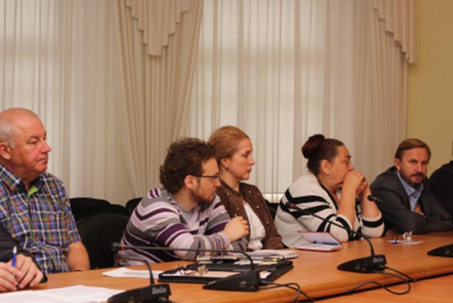 Создана рабочая группа по трудоустройству переселенцев из Украины