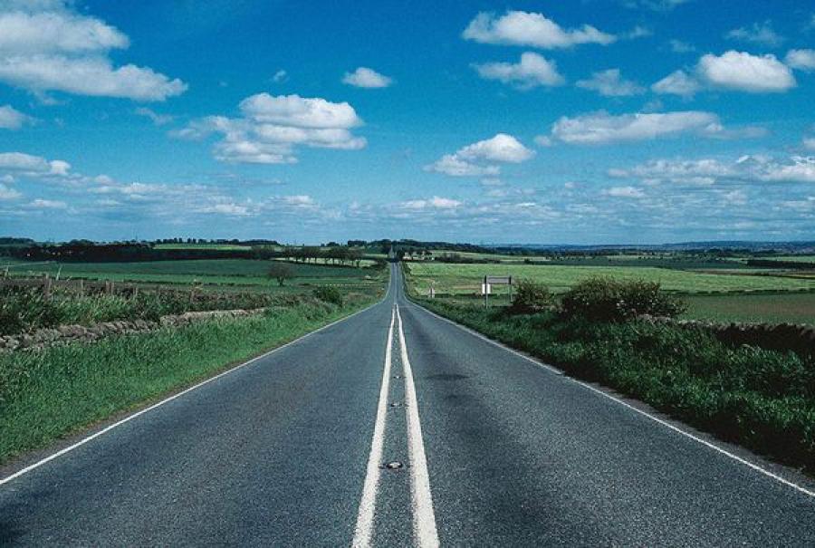 На три года раньше срока введен в эксплуатацию участок автодороги в Тверской области