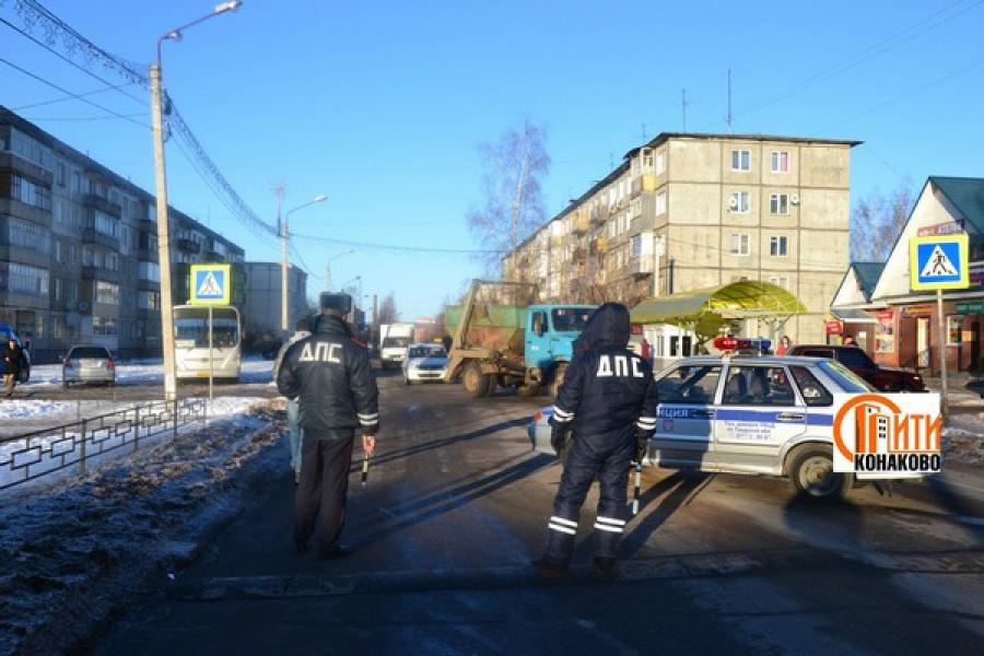В одном из жилых домов Конакова искали бомбу