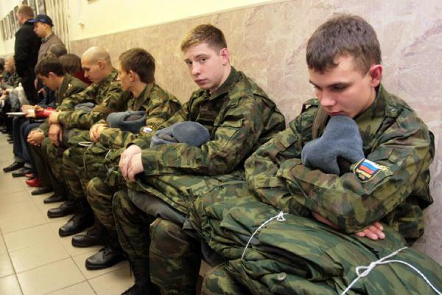 В Твери план по призыву на воинскую службу выполнен на 107%