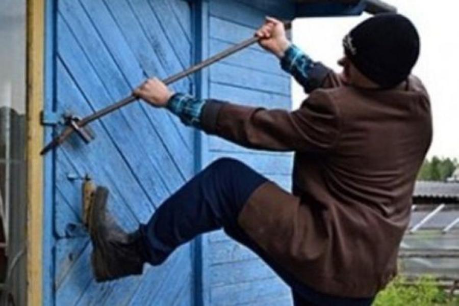 В Эммаусе жители поймали и сдали полицейским вора