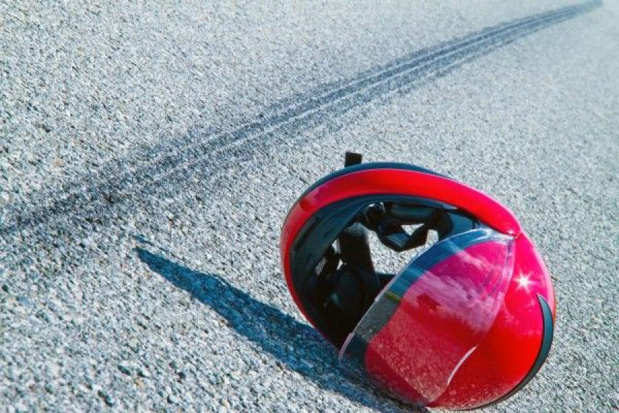 В ДТП с участием мотоцикла пострадали два подростка