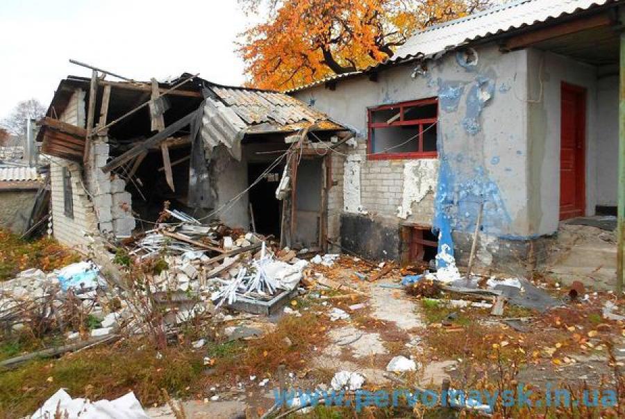 Тверь поможет Первомайску Луганской области