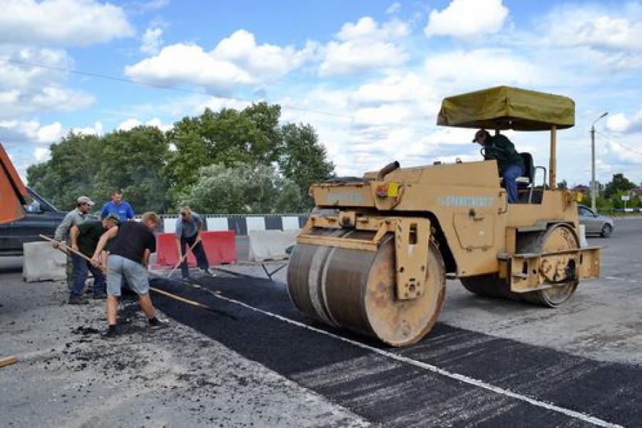 Завершены работы по текущему ремонту улиц в Твери