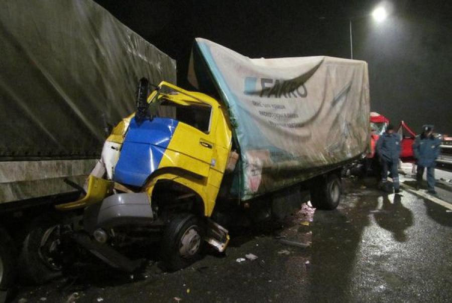 ДТП на новой трассе М-11: пострадали три человека