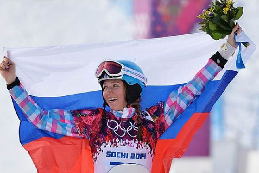 Алене Заварзиной за олимпийскую победу выплатят 300 тысяч рублей