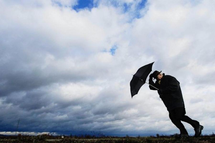 В Тверской области объявлено штормовое предупреждение