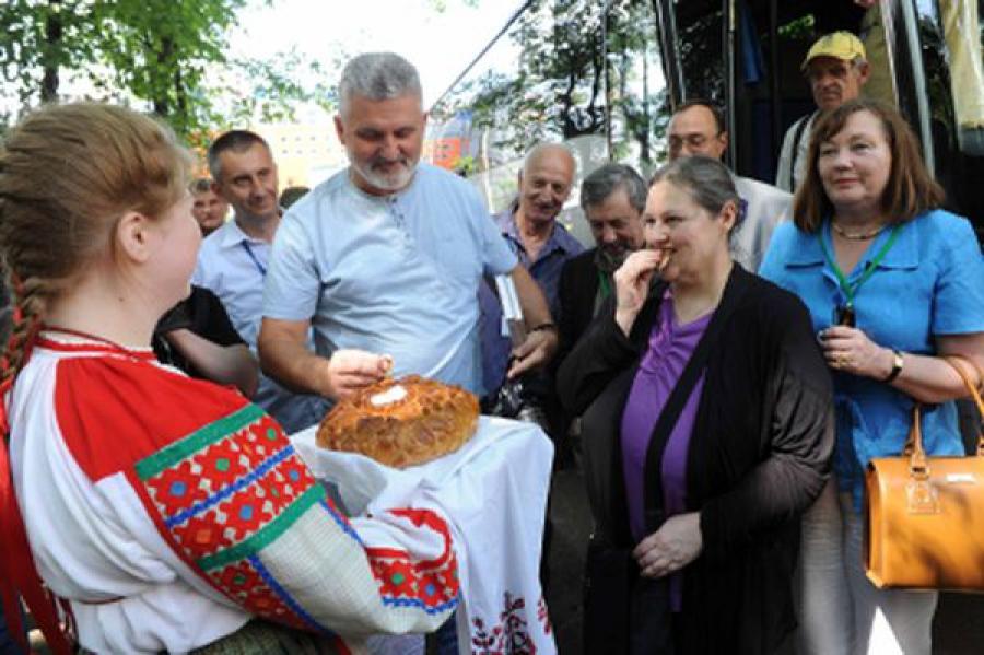 Фестиваль «Поющие письмена» завершился в Твери