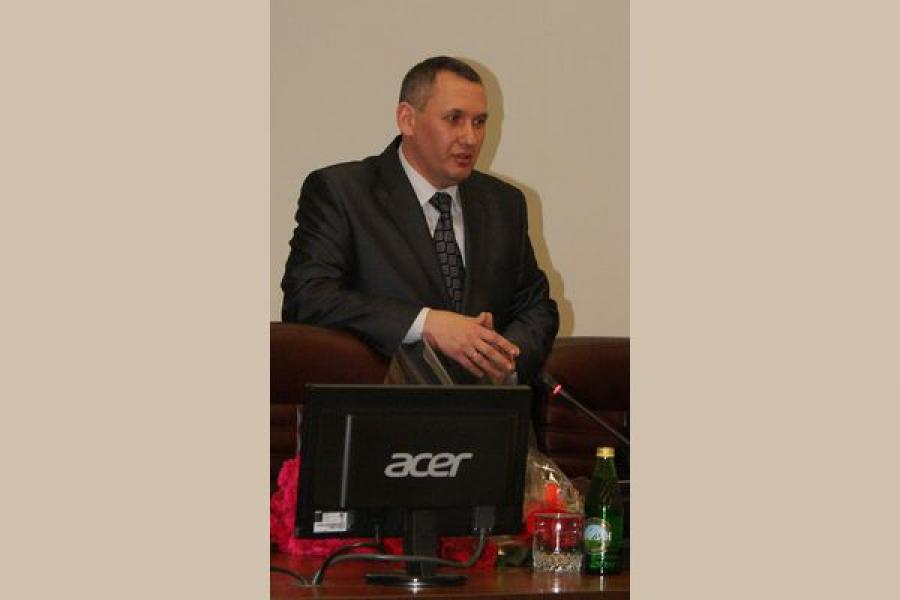В день 85-летия Калининского районного суда его коллективу представали нового председателя