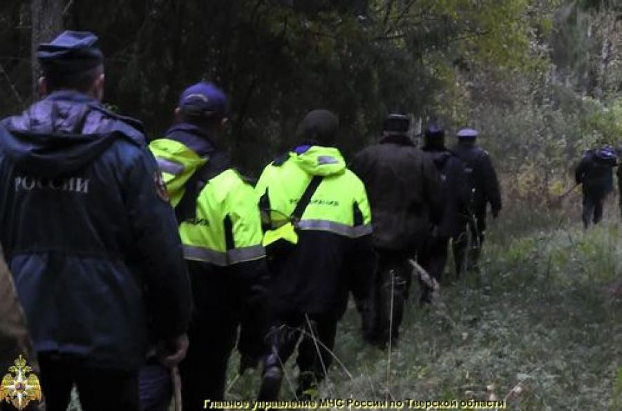 Обломки вертолета найдены в Старицком районе