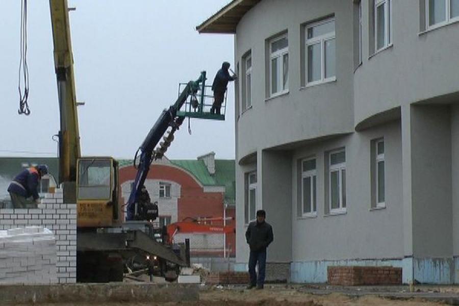 Детский сад в «Южном-Д» скоро будет достроен
