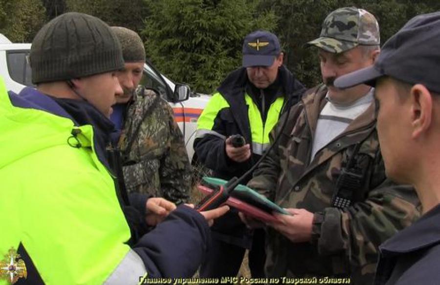 Пропавший вертолет по-прежнему ищут в Тверской области